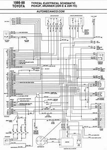 1996 Toyota 4runner Engine Diagram