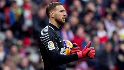 Oblak Jan Madrid Club Atletico Joins Laliga