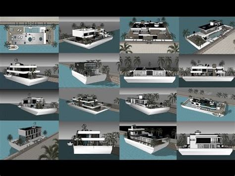 Houseboat Yacht by Singapore Yacht Show 2018 Exhibition Builder Of The