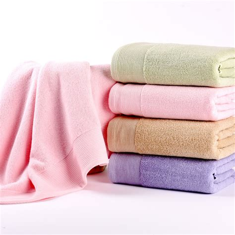 online get cheap thick bath towels aliexpress com