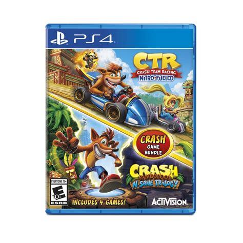 Puedes jugar online contra tus amigos o desconocidos. Juego PS4 Crash Team Racing-Bandicott 2Pk Alkosto Tienda Online