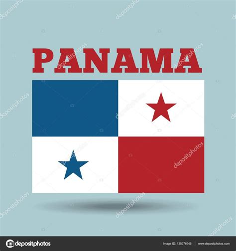 La Bandera De Panama Panama Country Flag Stock Vector 169 Interiors Inside Ideas Interiors design about Everything [magnanprojects.com]