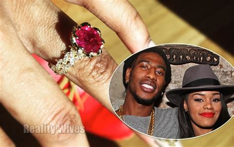 teyana taylor wedding photos iman shumpert teyana taylor get engaged at