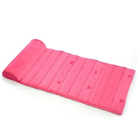 toddler nap mat my toddler nap mat in pink bed bath beyond