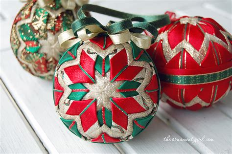 7 Ideas For Your Handmade Christmas Ornaments