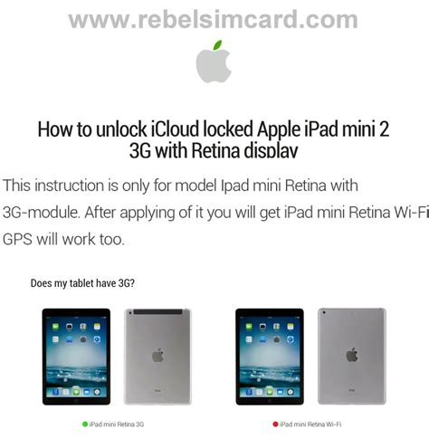how to unlock icloud locked iphone 5 apple mini 2 model a1490 retina display how to unlock