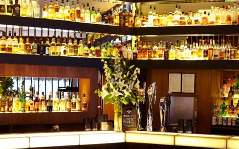 The Best Whisky Bars In London