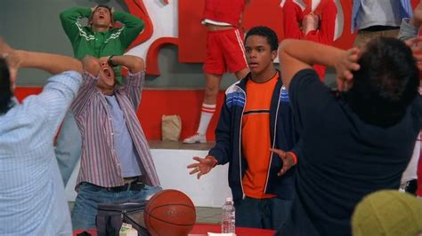 accurate  high school musicals basketball scenes