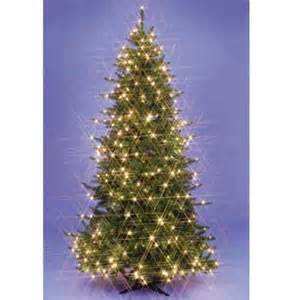 christmas tree easy on the eye fiber optic christmas tree
