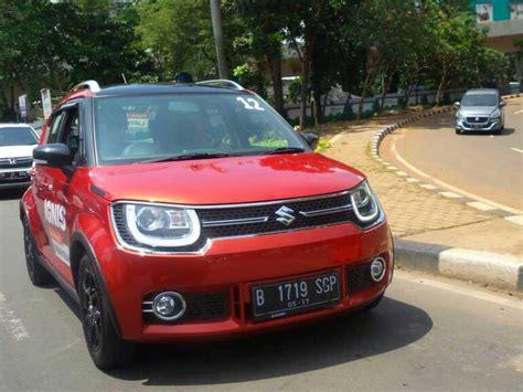 Modifikasi Bmw M2 Competition by Membelah Jakarta Bersama Suzuki Ignis Glx Amt Review