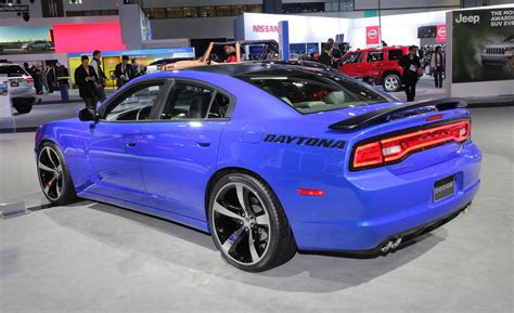 2018 Dodge Charger Daytona 2018 Los Angeles Auto Show