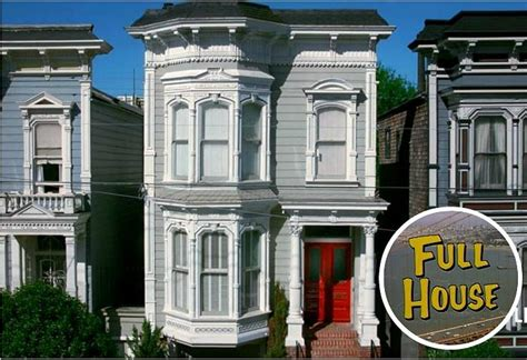 "The ""full House"" Victorian For Sale In San Francisco"