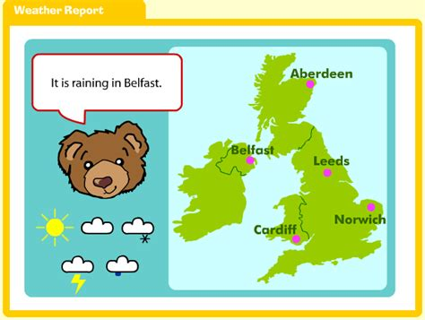 weather activities and resources ks1 teaching about