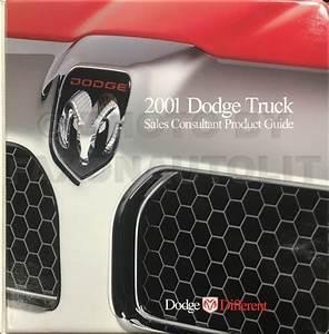 2001 Dodge Ram Van  U0026 Wagon Repair Shop Manual Original