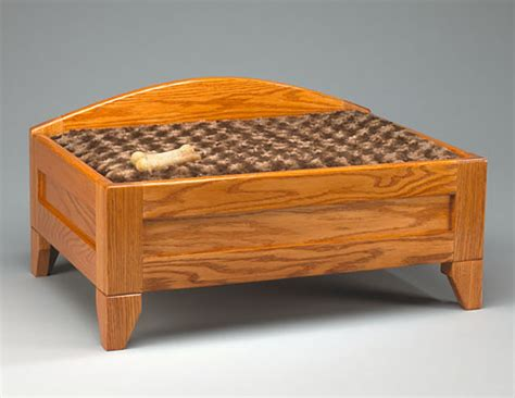 diy dog bed woodworking plans minwax