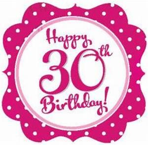 30 Dinge Zum 30 Geburtstag : deko zum 30 geburtstag online kaufen kids party world ~ Bigdaddyawards.com Haus und Dekorationen