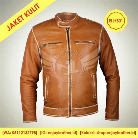 jaket kulit garut terbaik asli domba super model terbaru