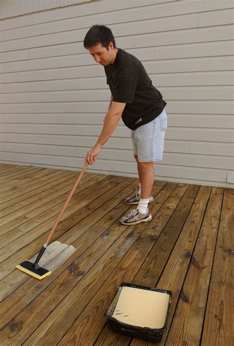 paint pad   great tool  applying thompsons water