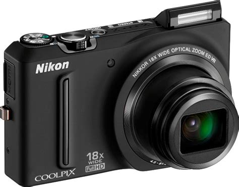 Nikon Coolpix S9100 Full Specifications And Price Details
