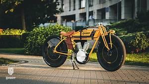Vintage Electric Bike Kosynier Boardtrack