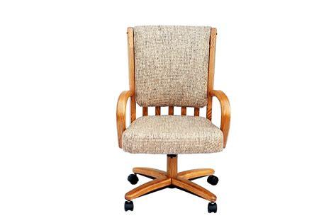 Chromcraft Swivel Kitchen Chairs by Chromcraft Furniture C177 936 Swivel Tilt Caster Dining