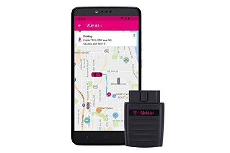 Connected Car Certified by Zte T Mobile Z6200 Syncup Drive Connected Car Mobile