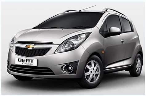 Cheapest Diesel Small Cars In India Chevrolet Beat Diesel