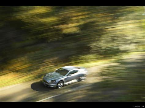 Aston Martin Dbs Lightning Silver 2009 Front Left