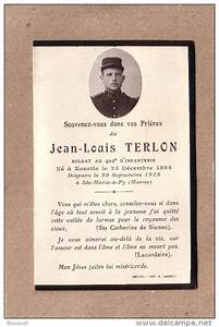 Avis De Deces Puy De Dome : avis de deces guerre 1914 18 jean louis terlon ne a ~ Dailycaller-alerts.com Idées de Décoration