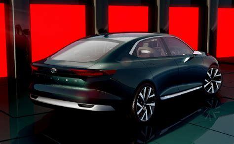 tata motors reveals evision sedan concept shifting gears