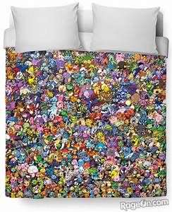 pokemon duvet cover