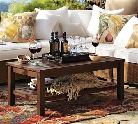 chesapeake coffee table traditional outdoor coffee