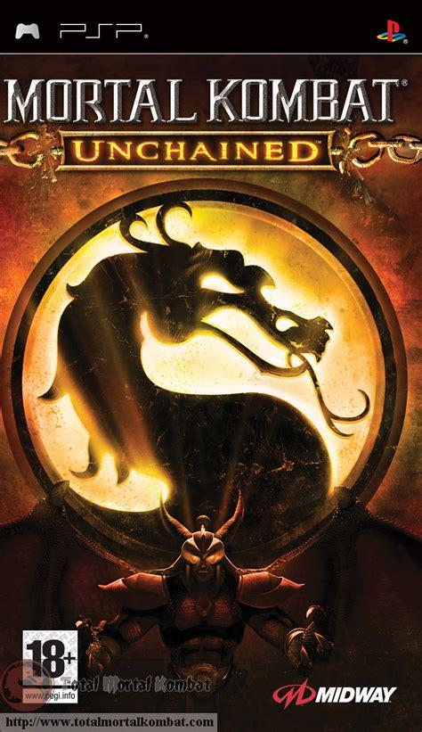 Mortal Kombat Unchained Mortal Kombat Wiki Fandom