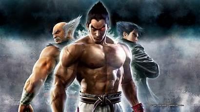 Tekken Tag Tournament Fandom Fullscreen Wikia Powered