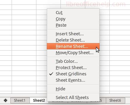 add insert delete copy move rename a worksheet in libreoffice calc libreofficehelp com