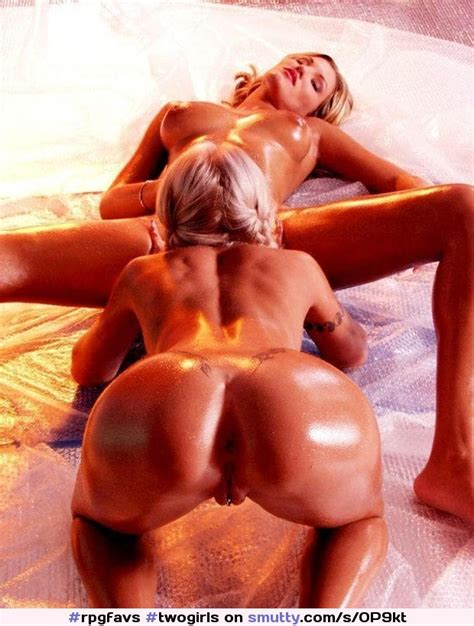 Twogirls Oiled Pussylicking Psfb Tits Boobs Lesbian