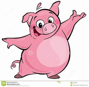 Cute Pig In Mud Clipart - Clipart Suggest