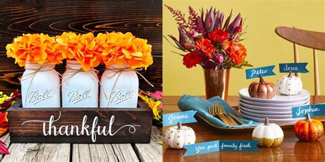 easy thanksgiving decorations home decor ideas