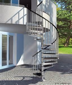 streger treppen außentreppe feuerverzinkte spindeltreppe econ z für außenbereich mobirolo bei streger treppen