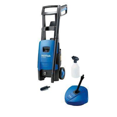 nilfisk c120 3 6 pressure wash compact patio cleaner nilfisk domestic pressure washers