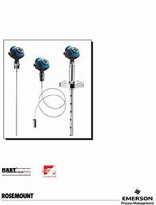 Emerson Process Management Marine Radar 5300 User Guide