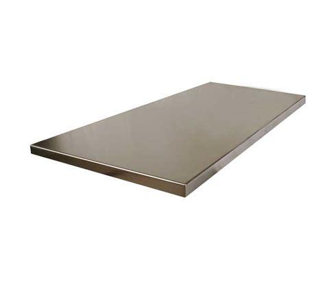 stainless steel table top steel workbench top ergosource