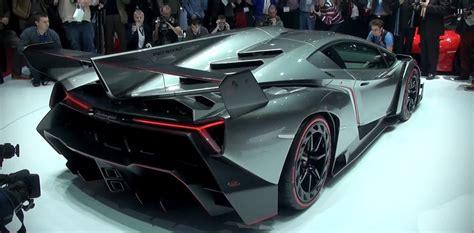2014 Lamborghini Veneno Revealed At 2013 Geneva Motor Show