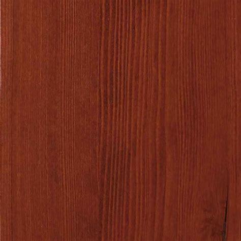 Mahagoni Farbe Holz by Clopay 4 In X 3 In Wood Garage Door Sle In Hemlock
