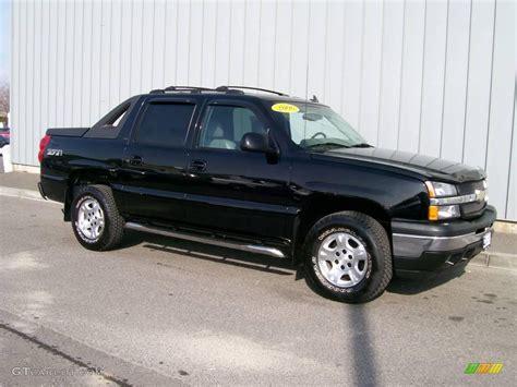 2006 Black Chevrolet Avalanche Z71 4x4 #1085730 Gtcarlot