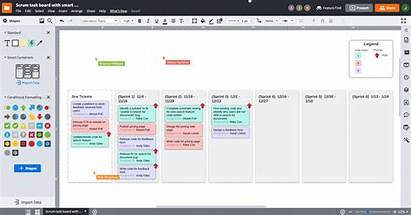 Planning Remote Sprint Lucidchart Containers Smart Most