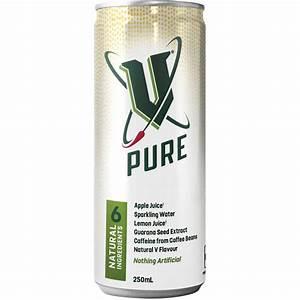 V Pure Energy Drink Reviews