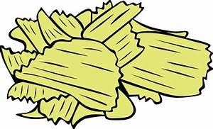 Potato Chips Clip Art at Clker.com - vector clip art ...