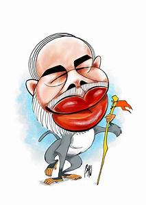 Narendra Modi | My Caricatures & Toons in 2019 ...