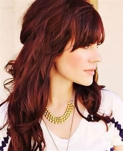 Coloration Cheveux Court : coloration brune cheveux courts coupe mi long ~ Melissatoandfro.com Idées de Décoration